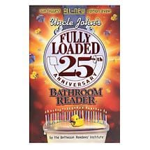 UNCLE JOHN'S 25TH ANNIVERSARY BATHROOM READER