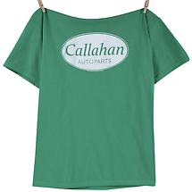 TOMMY BOY CALLAHAN AUTO PARTS SHIRT