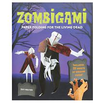 ZOMBIGAMI: PAPER FOLDING FOR THE LIVING DEAD KIT