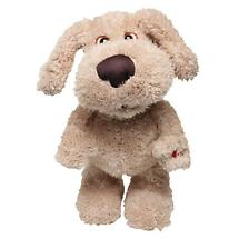 TALKING BEN DOG PLUSH PET