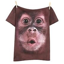 BIG FACE BABY ORANGUTAN SHIRT