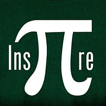 INS(PI SYMBOL)RE SHIRT