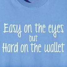 EASY ON THE EYES SHIRT