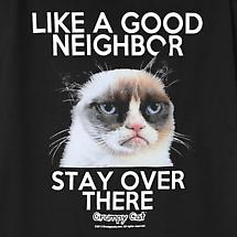 Grumpy Cat Good Neighbor T-Shirt