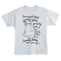 Grumpy Cat Moody Kitty T-Shirt