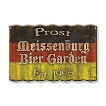 Personalized International Flag Signs - Germany