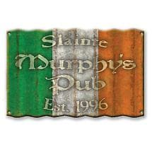 Personalized International Flag Signs - Ireland