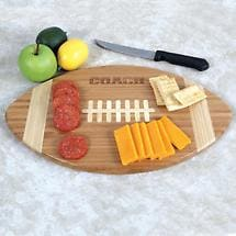 Personalized Football Cutting Boards