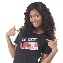 I'm Sizzlin' Ladies T-Shirt