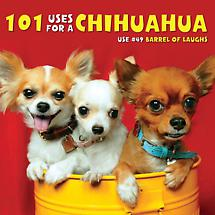 101 Uses For A Chihuahua Book
