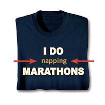 Marathons T-Shirt