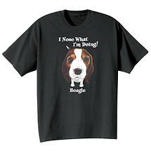 Dog Breed Tee- Beagle