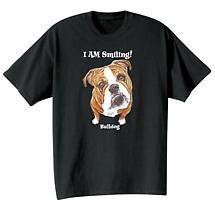 Dog Breed Tee- Bulldog