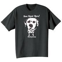 Dog Breed Tee- Dalmatian