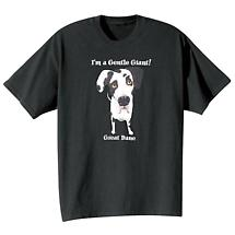 Dog Breed Tee- Great Dane