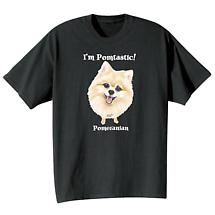 Dog Breed Tee- Pomeranian