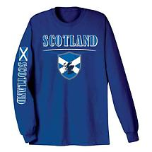International Shirts- Scotland