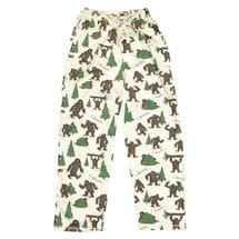 I Believe Bigfoot Loungewear Pant
