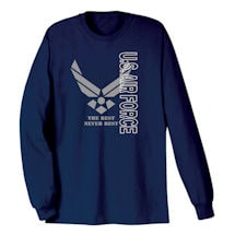 Military Airforce Long Sleeve T-Shirt