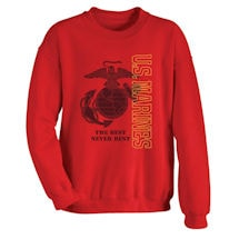 Military Marines Sweatshirt