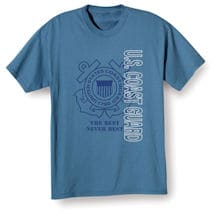 Military Coast Guard T-Shirt