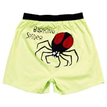 Comical Boxers- Barking Spider