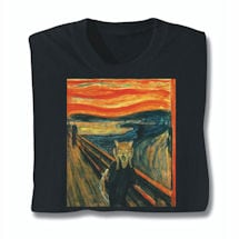 Cat Art T-Shirt