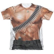 Rambo Sublimated Tees