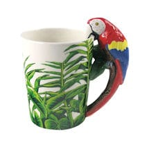 Parrot Rainforest Animal Mug