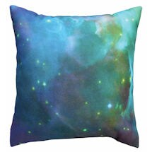 Galactic Pillow - Green Nebula
