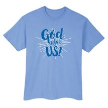 God is For Us Shirt