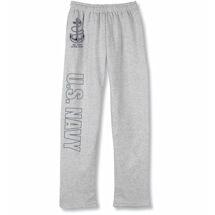 Military Sweatpants - U.S. Navy