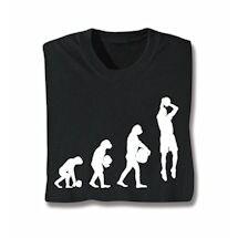 Evolution Of Sport Shirts - Basketball