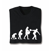 Evolution Of Sport Shirts - Bowling