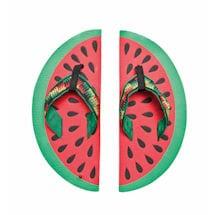 Shaped Flip Flops -Watermelon