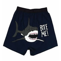 Bite Me Boxers - shark