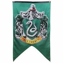 Harry Potter Slytherin Flag