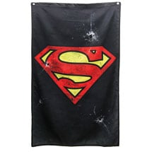 DC Comics Superman Logo Banner