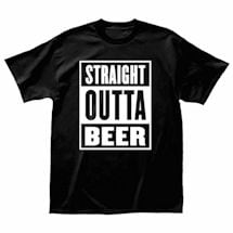 Straight Out Of Beer T-Shirt