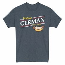 Just Add… Heathered Heritage Tees- German
