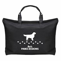 Personalized Pawz-Essions Tote