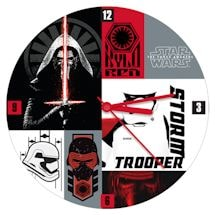 Star Wars® The Force Awakens Wall Clock