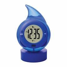 The Water Alarm Clock Drop