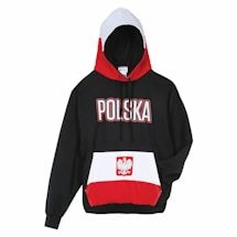 International Flag Hoodies - Poland