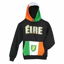 International Flag Hoodies- Ireland
