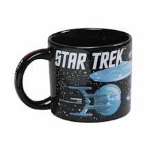 Star Trek Starships Mug