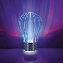 Polychrome Light Bulb