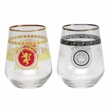 Game Of Thrones™ Glassware- Stemless Wineglasses