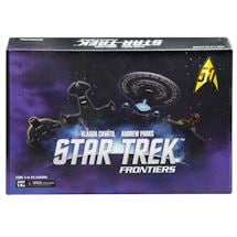 Star Trek: Frontiers 50Th Anniversary Game