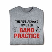 Band Practice T-Shirts
